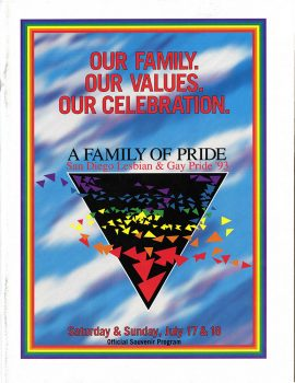 Souvenir Program, 1993