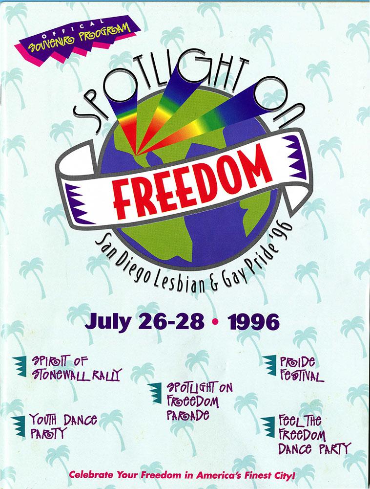 Souvenir Program, 1996