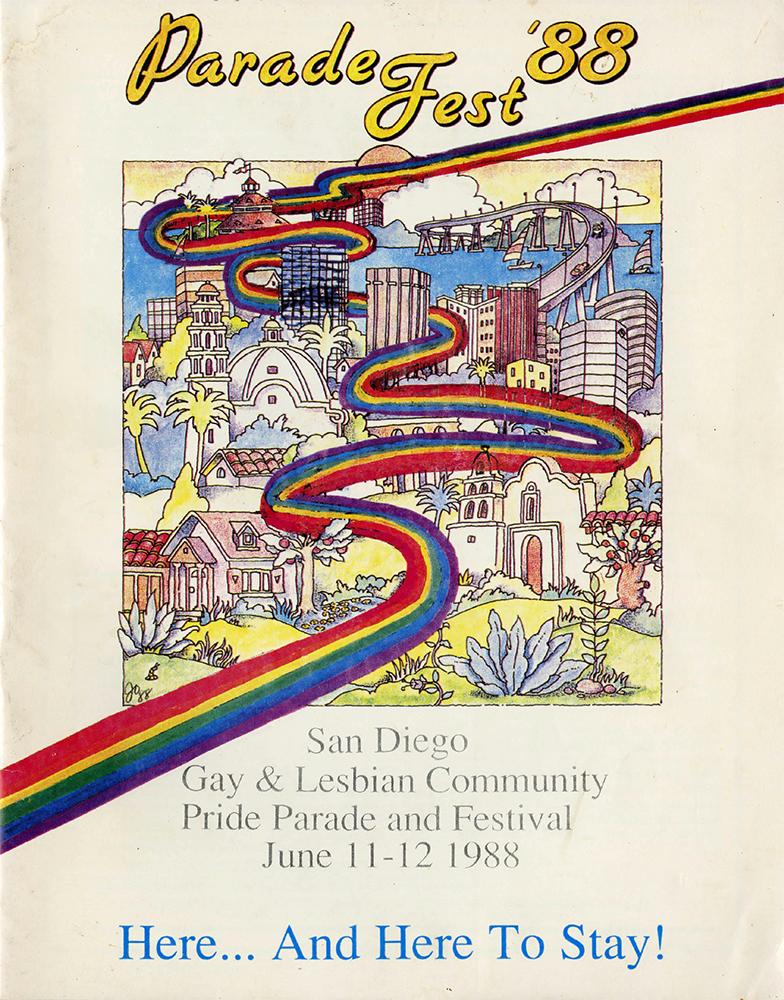 Pride Guide, 1988